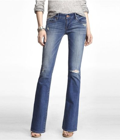 Джинсы Express jeans Stella Fit and Flare