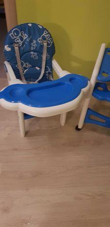 Krzesełko do karmienia, tanio!