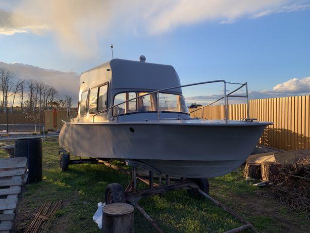 Катер 8 метров (продам, недорого, водный катер, лодка)