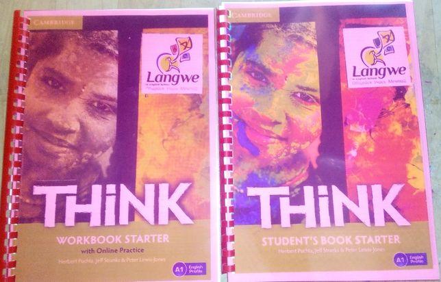 Think - Starter,1,2,3,4