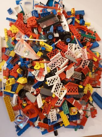 Klocki LEGO 1.55 kg