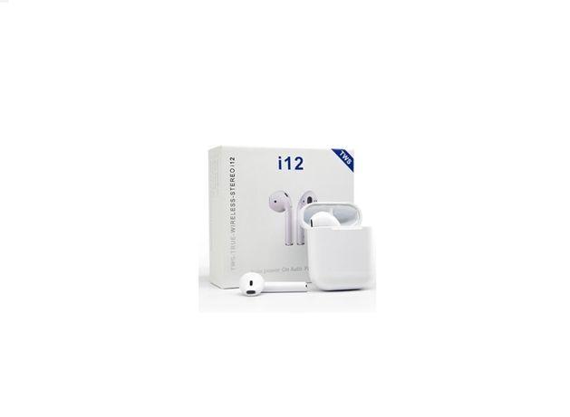i12 TWS Bluetooh 5.0 беспроводные наушники аналог airpods