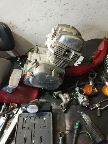 Двигатель Honda Rebel 125