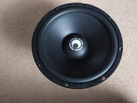 Subwoofer głośnik RE audio 12 30cm 2x4ohm