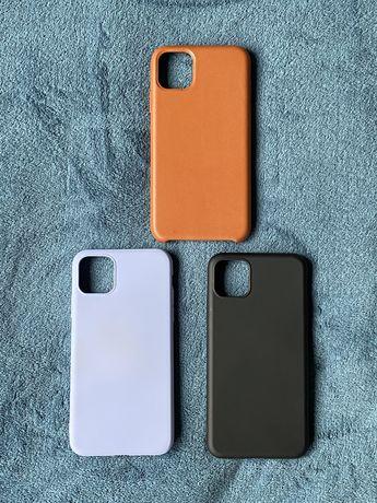  11 Pro MAX. Case obudowa etui do iPhone 11 Pro MAX. 1 z Eko skory
