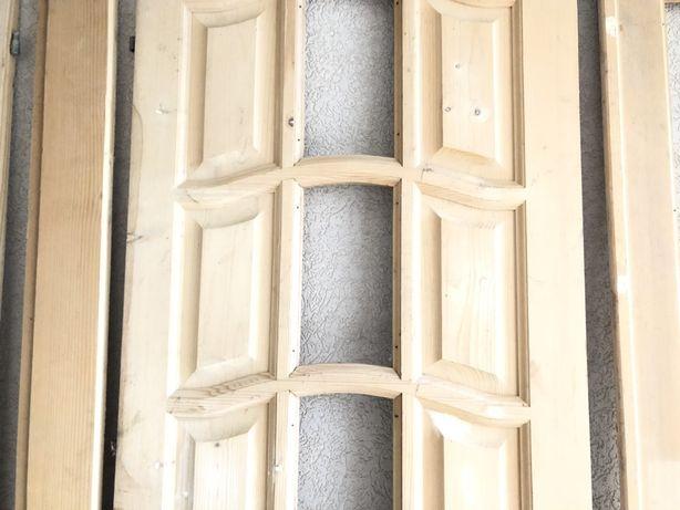 двері подвійні 226х122