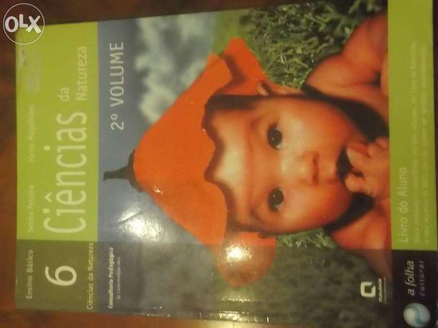 Livros escolares   2.ciclo  do ensino  basico   6.ano
