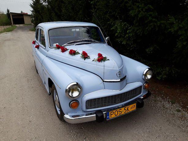 WARSZAWA 203/223 Auto do ślubu