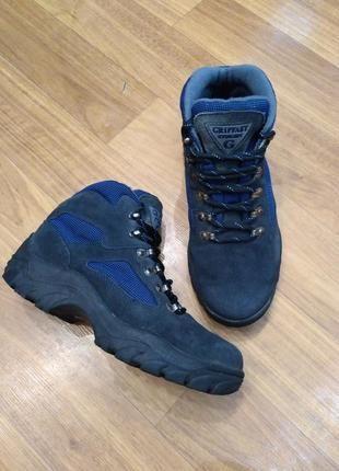 Everest трекинговые ботинки 38 размер