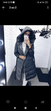 Продам НОВОЕ пальто зима, теплое, стильное, наполнитель синтепон 250