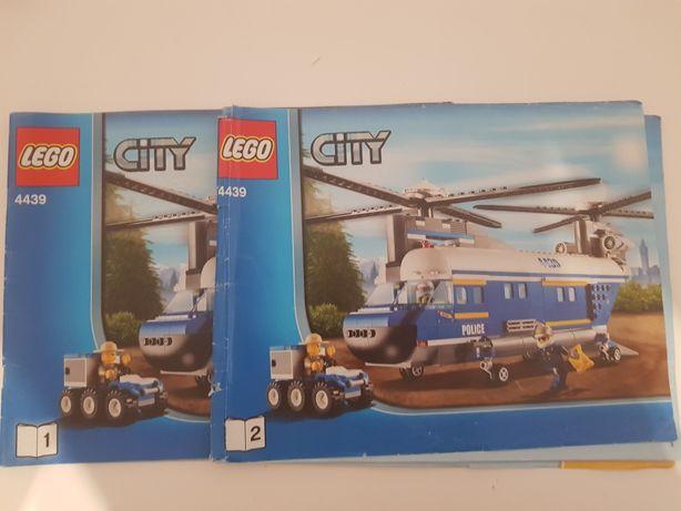 Lego City 4439 Policja