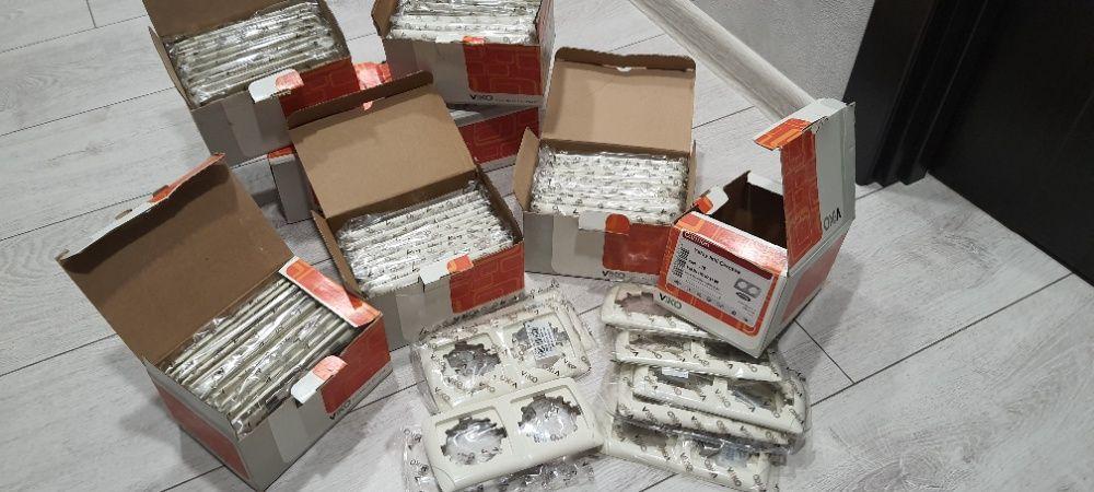 Рамка 2-я горизонтальная крем ViKO Carmen 90572102 и 4-я 90572104 Киев - изображение 1