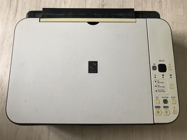 Принтер canon pixma MP270