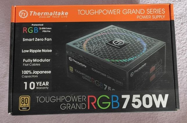Блок питания Thermaltake Toughpower Grand RGB 750W