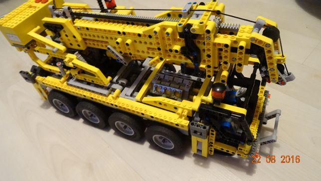 8421 Lego Technic Dźwig Żuraw Mobile Crane -2005r UNIKAT