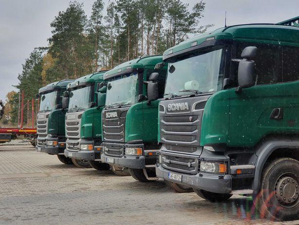 Kierowca CE +Hds ,transport drewna