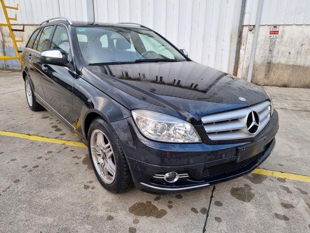 Mercedes c220 cdi w204