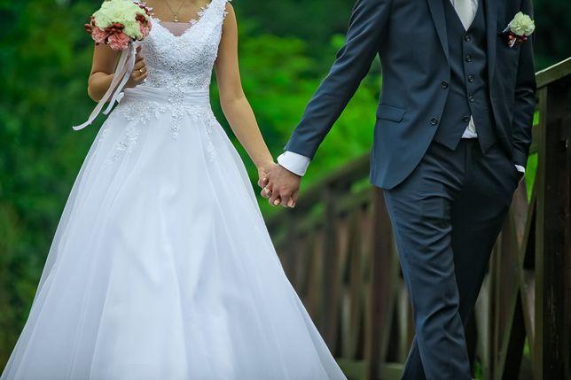 Sukienka ślubna Karina S