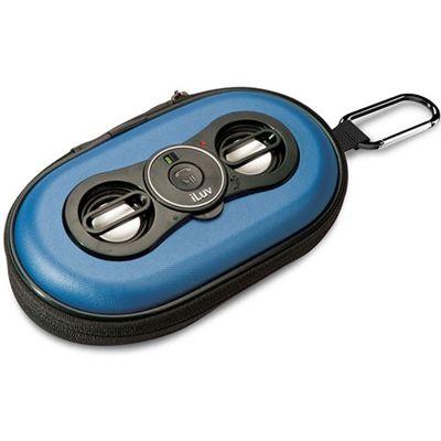 NOWY Przenośny głośnik iLuv ISP123 SmashBox Pro, na telefon, rower