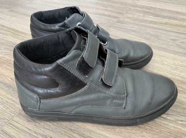Ботинки демисезонные мужские 38р