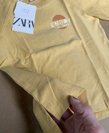 Реглан футболка Zara