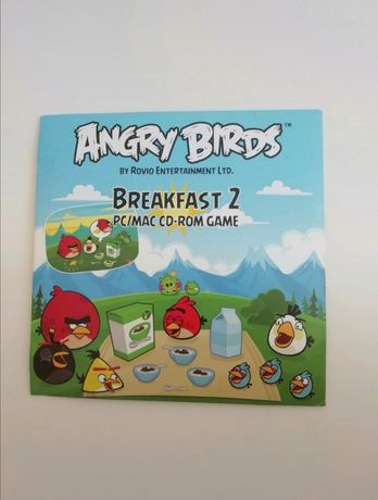 Gra komputerowa Angry Birds