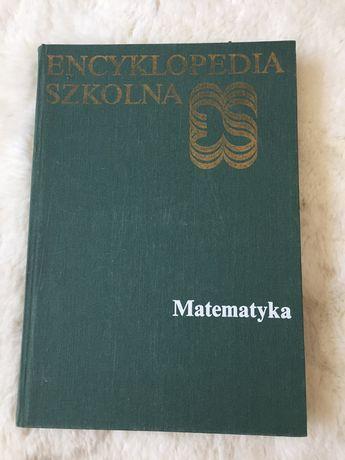 """""""Encyklopedia szkolna -Matematyka"""""""