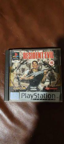 Residen Evil para PS1