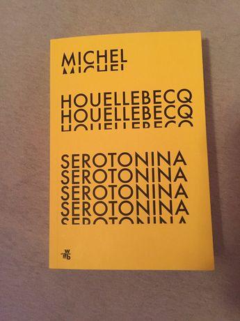 Książka Michel Houellebecq - Serotonina