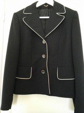 Jaqueta/Casaco curto para senhora, da Malibu, tamanho 40 (vintage)