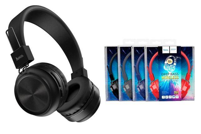 Беспроводные Bluetooth наушники Hoco W25. MP3.Оригинал! 1250руб