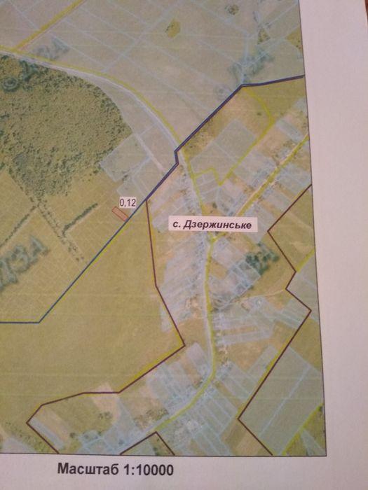 Земельна ділянка Дзержинское - изображение 1