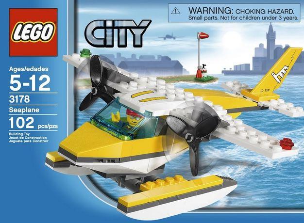 Набор lego city №3178