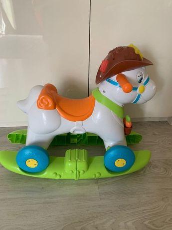 Детский конь-каталка Chicco