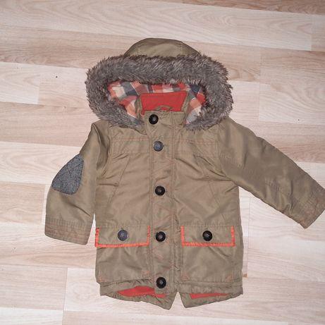 Куртка парка еврозива Mini Club, 92-98 си, состояние новой