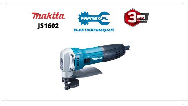 Makita JS1602 Nożyce Do Blachy 1,6mm