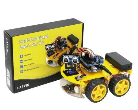Набор робота Smart Car Kit For Arduino на базе UNO R3
