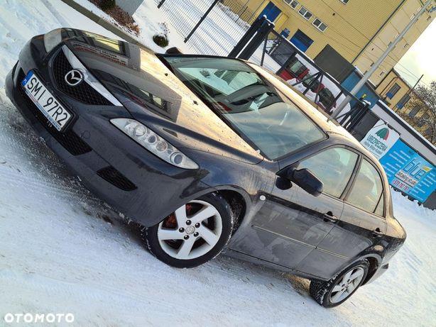 Mazda 3 2.0 Citd 121km  Czarna  Klimatronik  Nawigacja  Tempomat