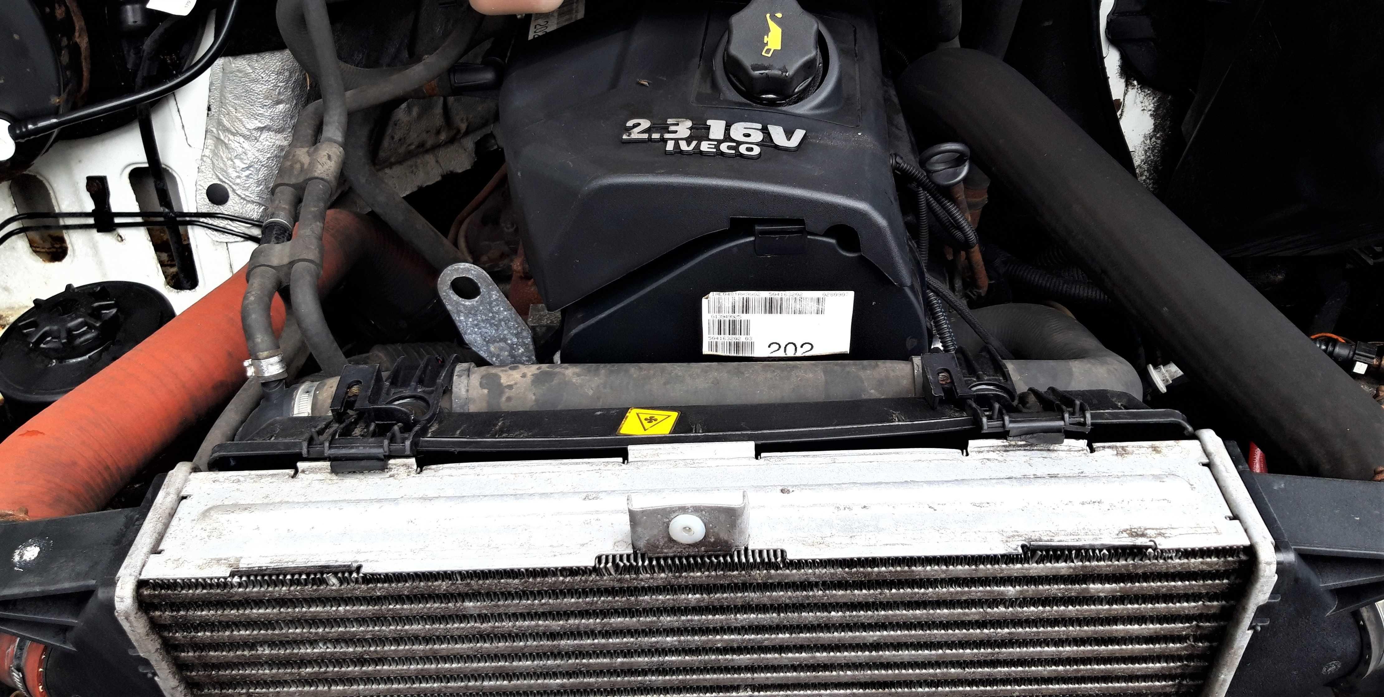 Silnik kompletny Iveco Daily 2.3 HPI  F1AE0481A