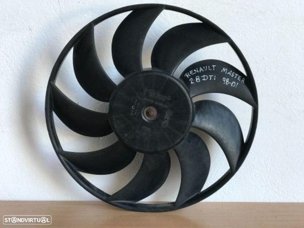 Motoventilador  Renault Master - Movano 2.8 DTI de 98 a 01. Ref. 873 567 Z