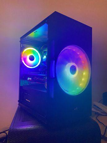 Computador Gaming i7-4790k, GTX 1060 3GB, 16Gb Ram, 500Gb SSD, faturas