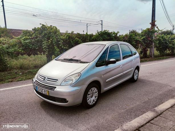 Citroën Xsara Picasso 1.6 HDi Premier Dynamique