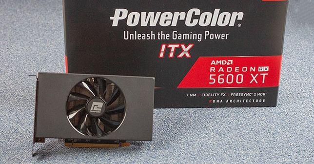 Placa gráfica AMD RX 5600 XT 6 GB