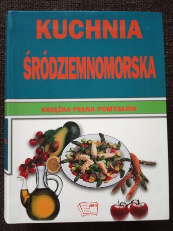 Kuchnia Śródziemnomorska przepisy 976str. Nowa