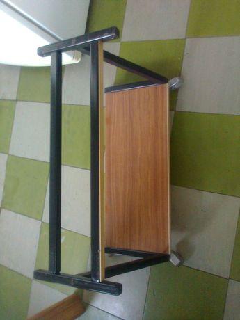 Подставка под телевизор на колесиках (СССР)