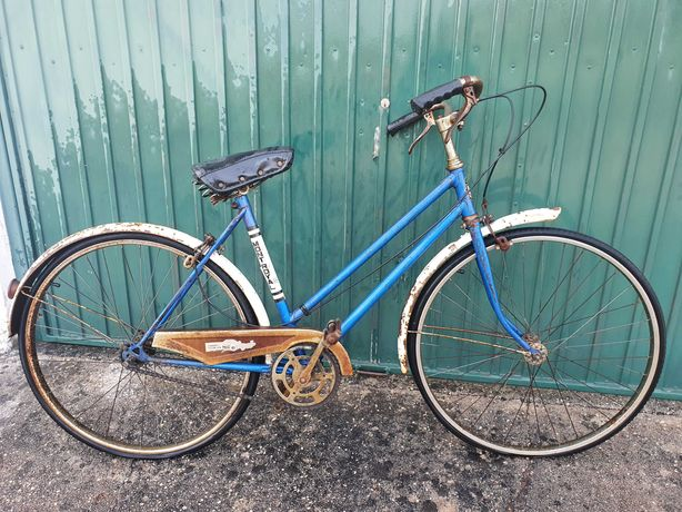 Bicicleta OMPAX MONT-ROYAL anos 80 para restauro ou colecionador
