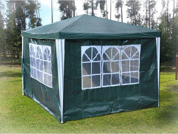Namiot pawilon ogrodowy (altana) 3m x 3m - 4ściany