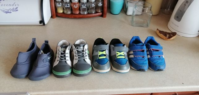 Buty chłopięce 22 r