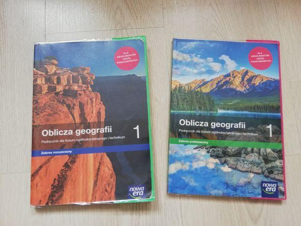 oblicza geografii podstawa i rozszerzenie klasa 1 podręcznik do liceum