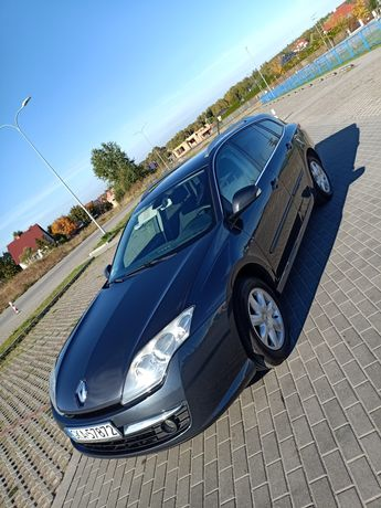 Renault laguna III 2010r